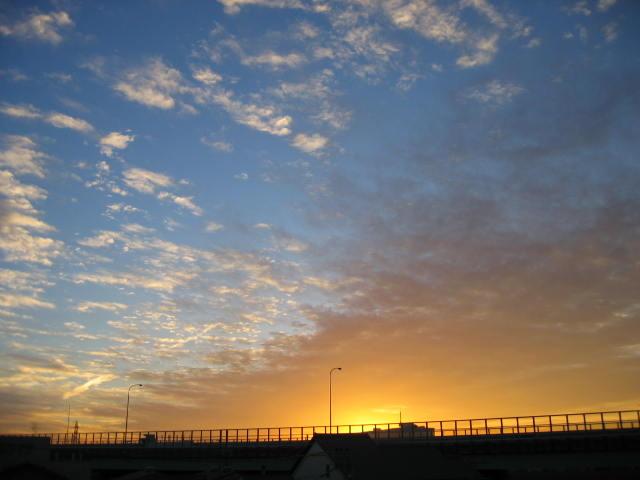 2013-12月16ー屋上からの景色