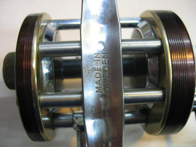 ヘリテージのマークⅢ-45、のダイレクトリールです。少しキズはありますが状態はいい方だと思います。¥19800