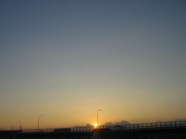 2014-1月22ー屋上からの景色