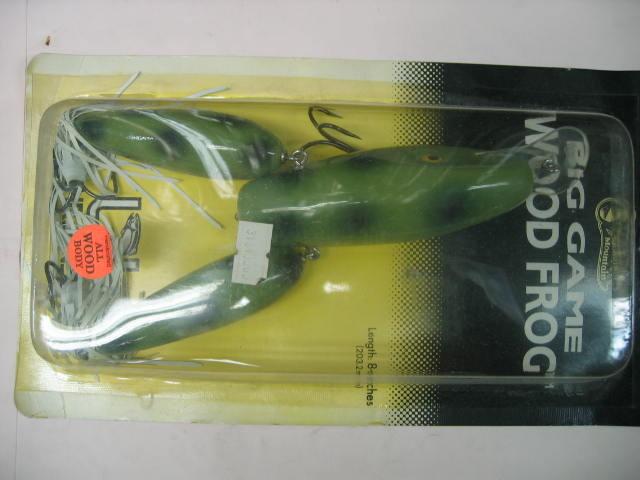 超BigWOOD FROG¥3580