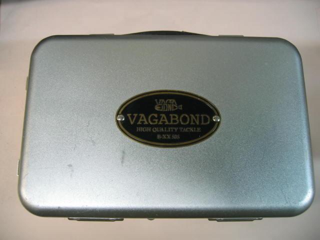 バガボンドのアルミBOX¥2500  SOLDOUT