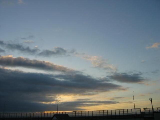 2013-10月30~屋上からの景色