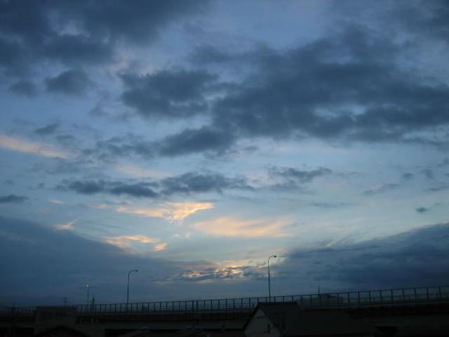 2013-12月17ー屋上からの景色