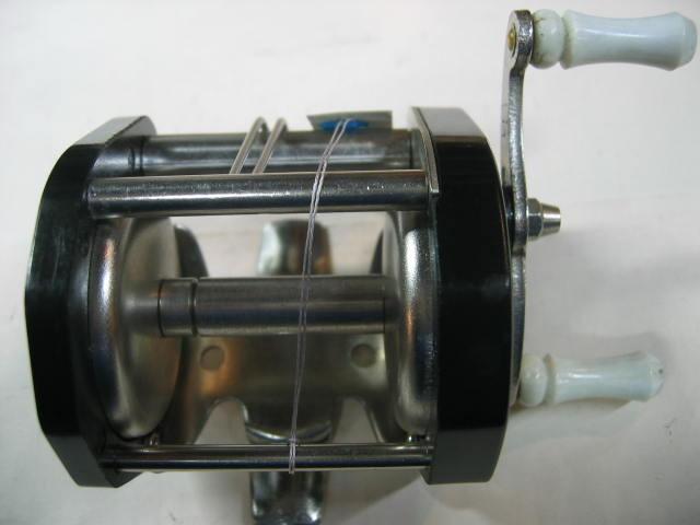 アメリカで一番買いやすい親しみのあるJ.Cヒギンスのダイレクトリールです。高回転です!