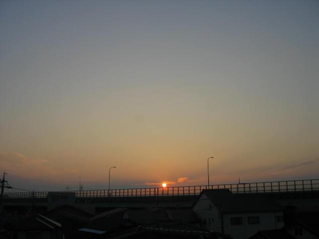 2013-11月1~屋上からの景色