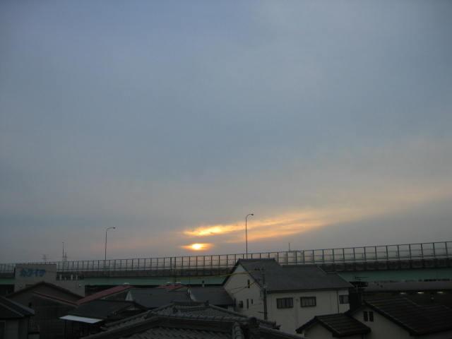 2013-11月3~屋上からの景色