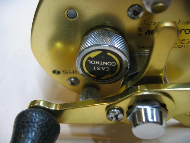 OLDのシマノバンタムProMag100SGが入荷しました。非常に回転のいい美品です。¥25000