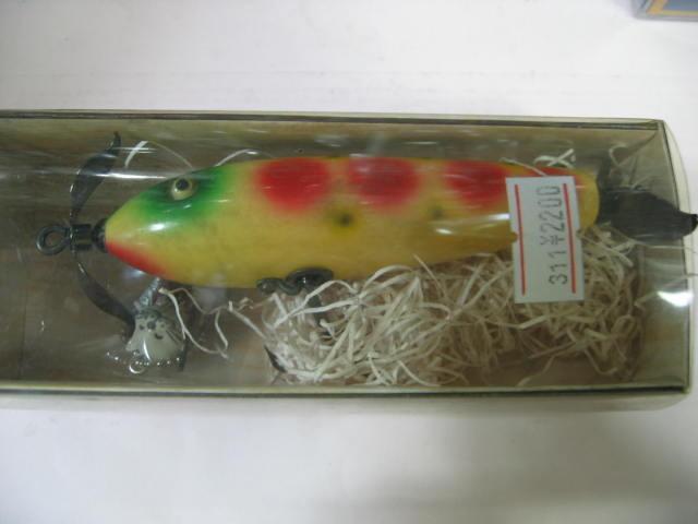WOODのWスィッシャー¥2200