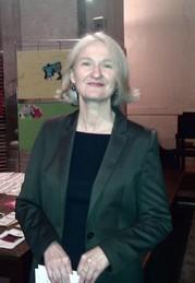 Isabelle VOINSON Présidente