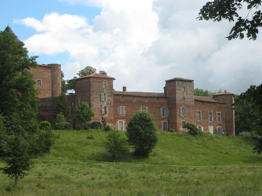 chateau du Montellier