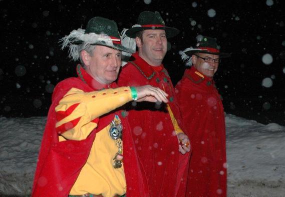 Nachtumzug Klösterle 2010