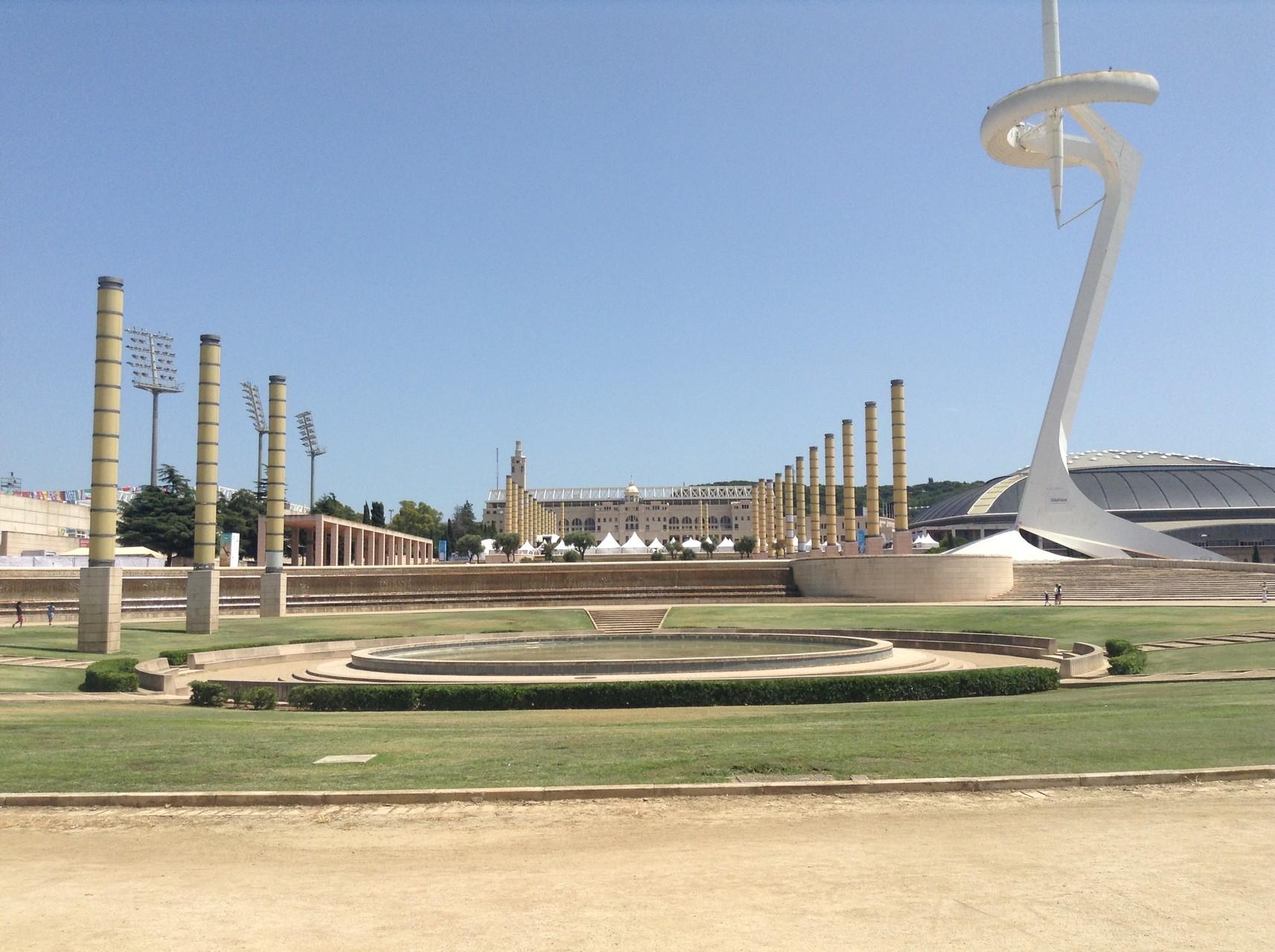 Olimpic Area - Montjuic