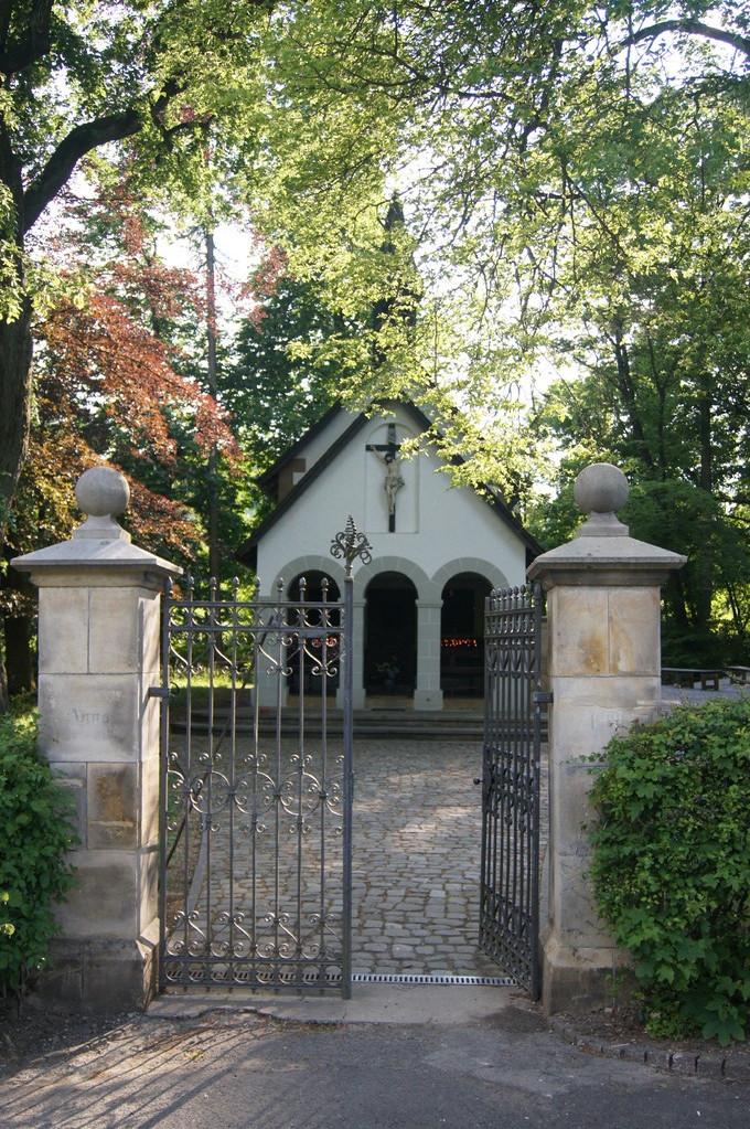 Die Kapelle des heiligen Antons bei Bad Driburg