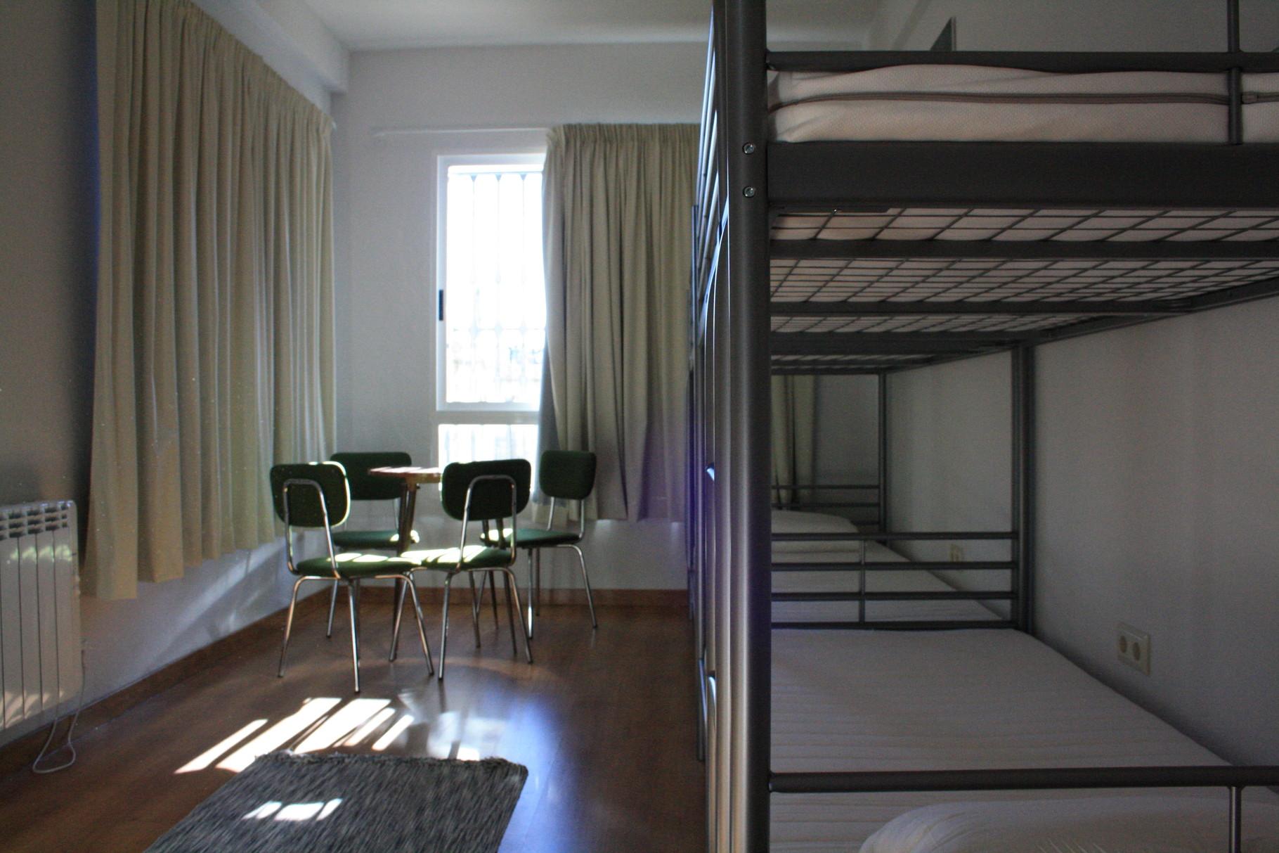 Ambas habitaciones son exteriores