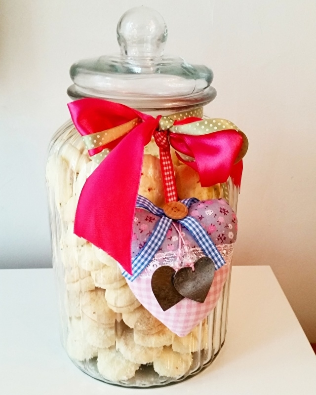 Maïzena Family Jar