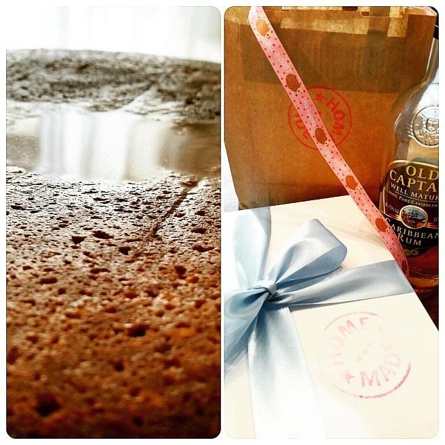 Oma's Sieg Sopie Koekoe (rum cake)