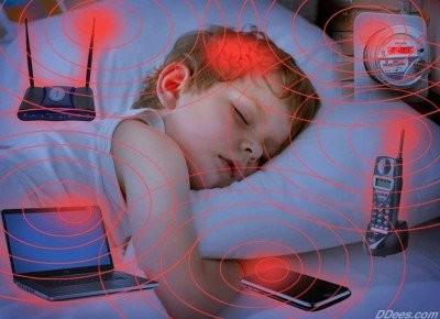 consequences des technologies sans fil sur le vivant