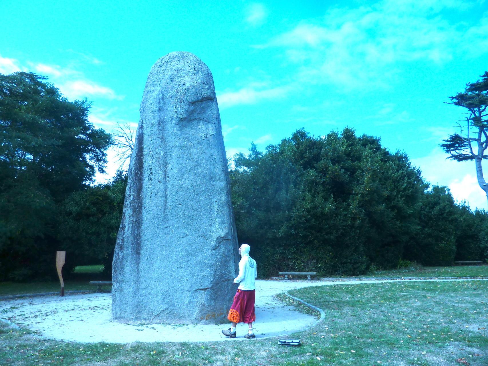 Menhir Cesar, Vendée