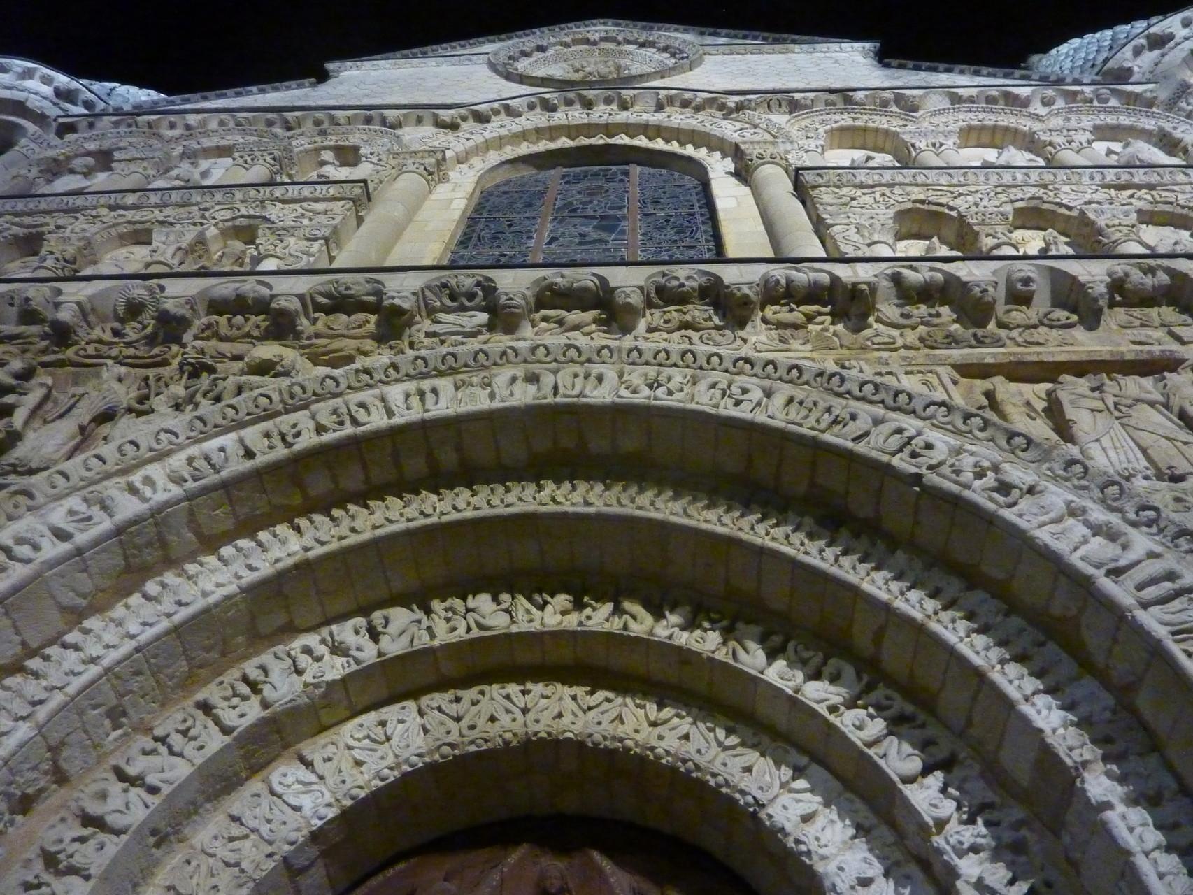 Eglise Romane, Poitiers
