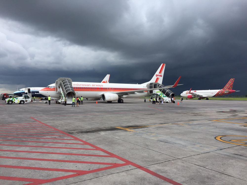 Flughafen Lombok