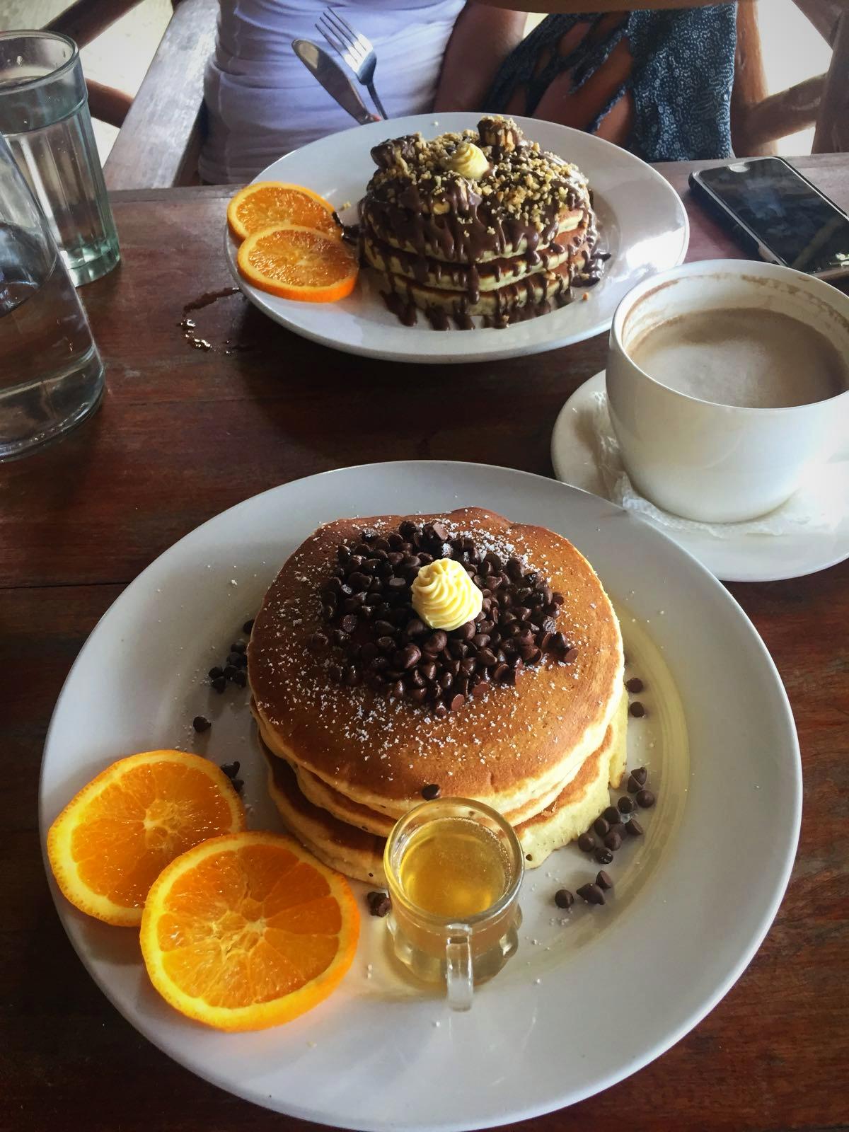 Die Pancakes im Besaga sind unglaublich. Absolutes must für alle Pancake Liebhaber.