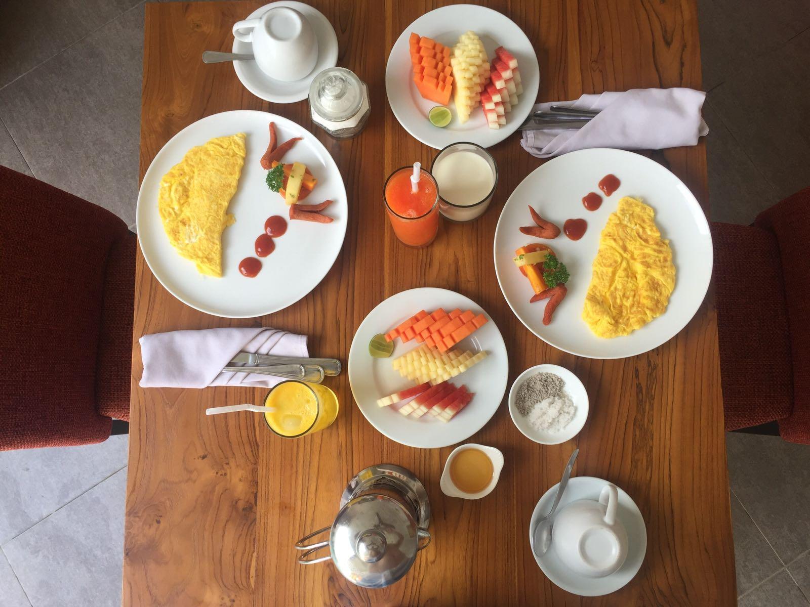 Das Essen in Ubud ist fantastisch