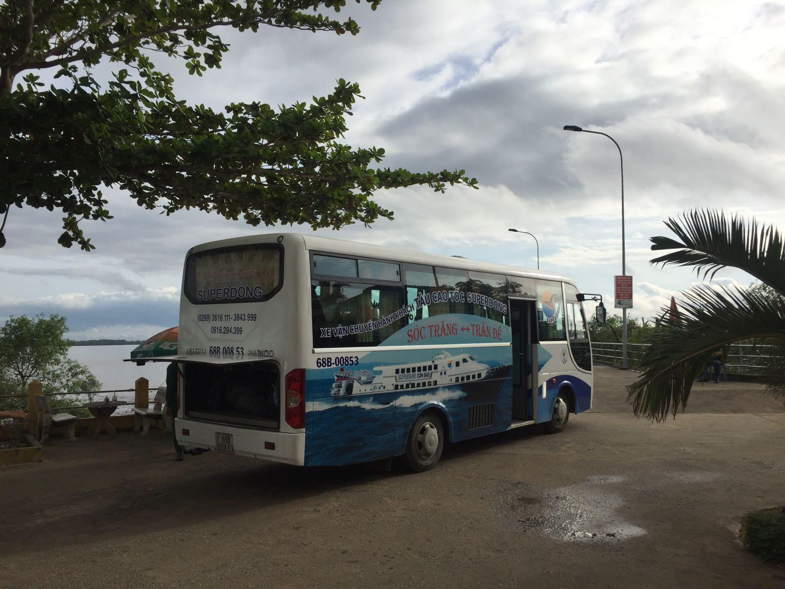 Superdong Bus