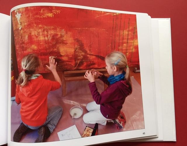 Auszug aus dem KolpingArt 1 Buch  2020/  golden-signs®  2014 / ursula-scherer.com