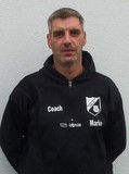 Trainer unserer 2. Mannschaft: Marko Zettl