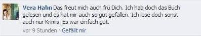 ... über Facebook :o)