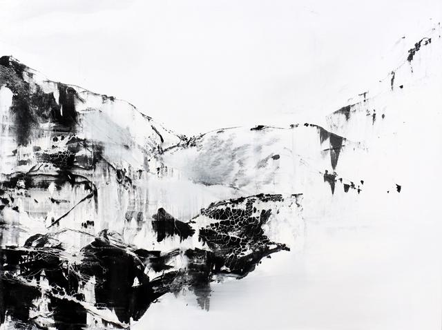 Tryptique 3, 2014 - 120 X 160 cm