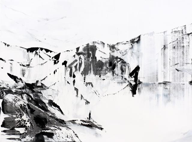 Tryptique 1, 2014 - 120 X 160 cm