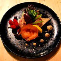 Restaurant Adriana Tartare vom Lachs