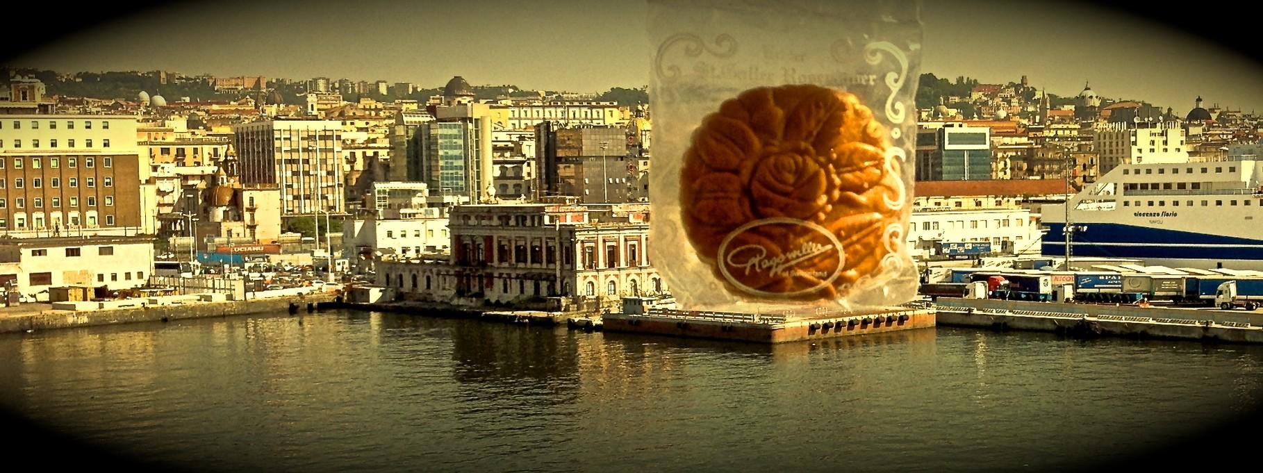 2. Preis Ivo Dürr mit Neapel ist eine Reise wert.