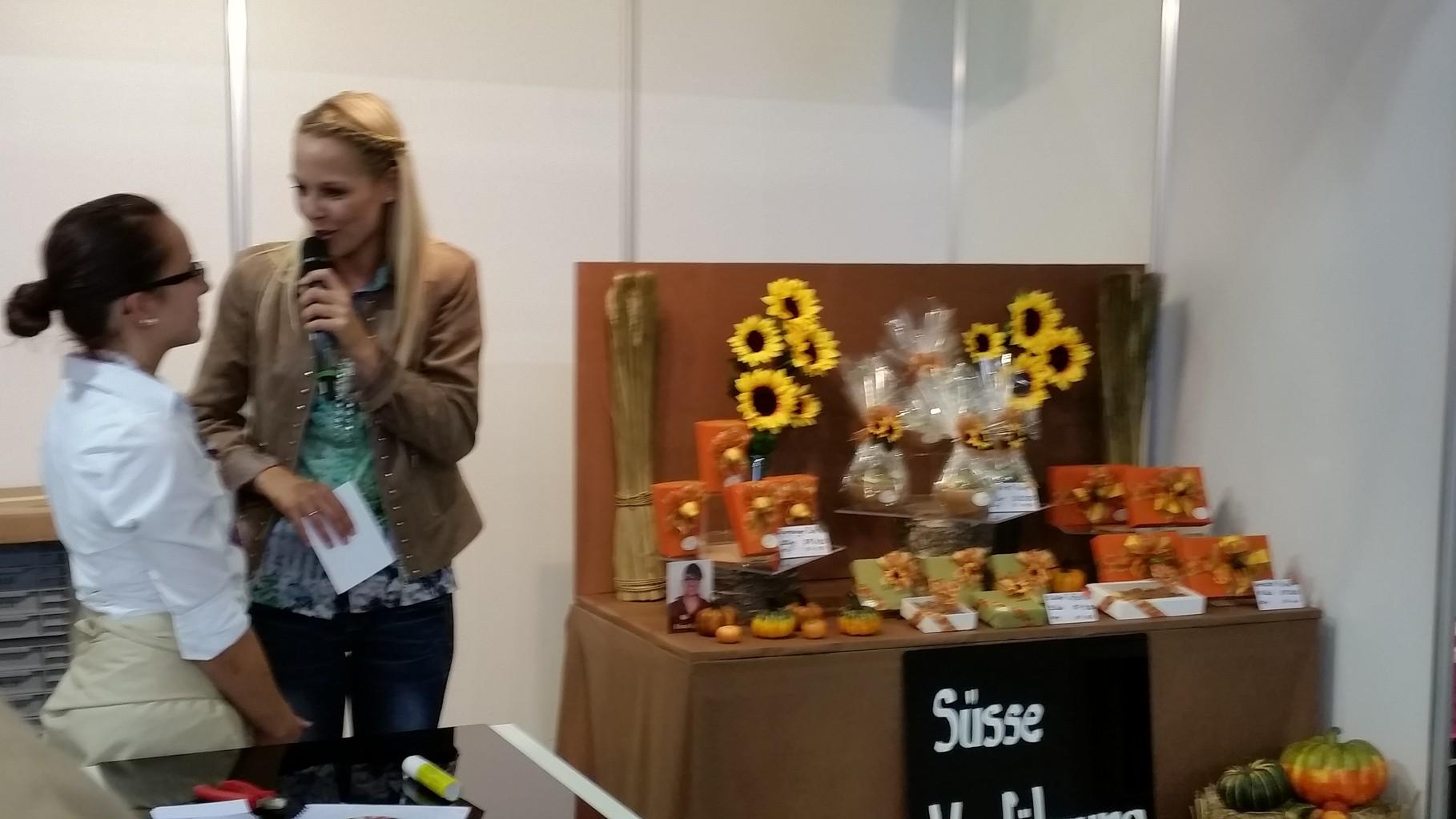 Elena Egger im Interview mit Linda Fäh