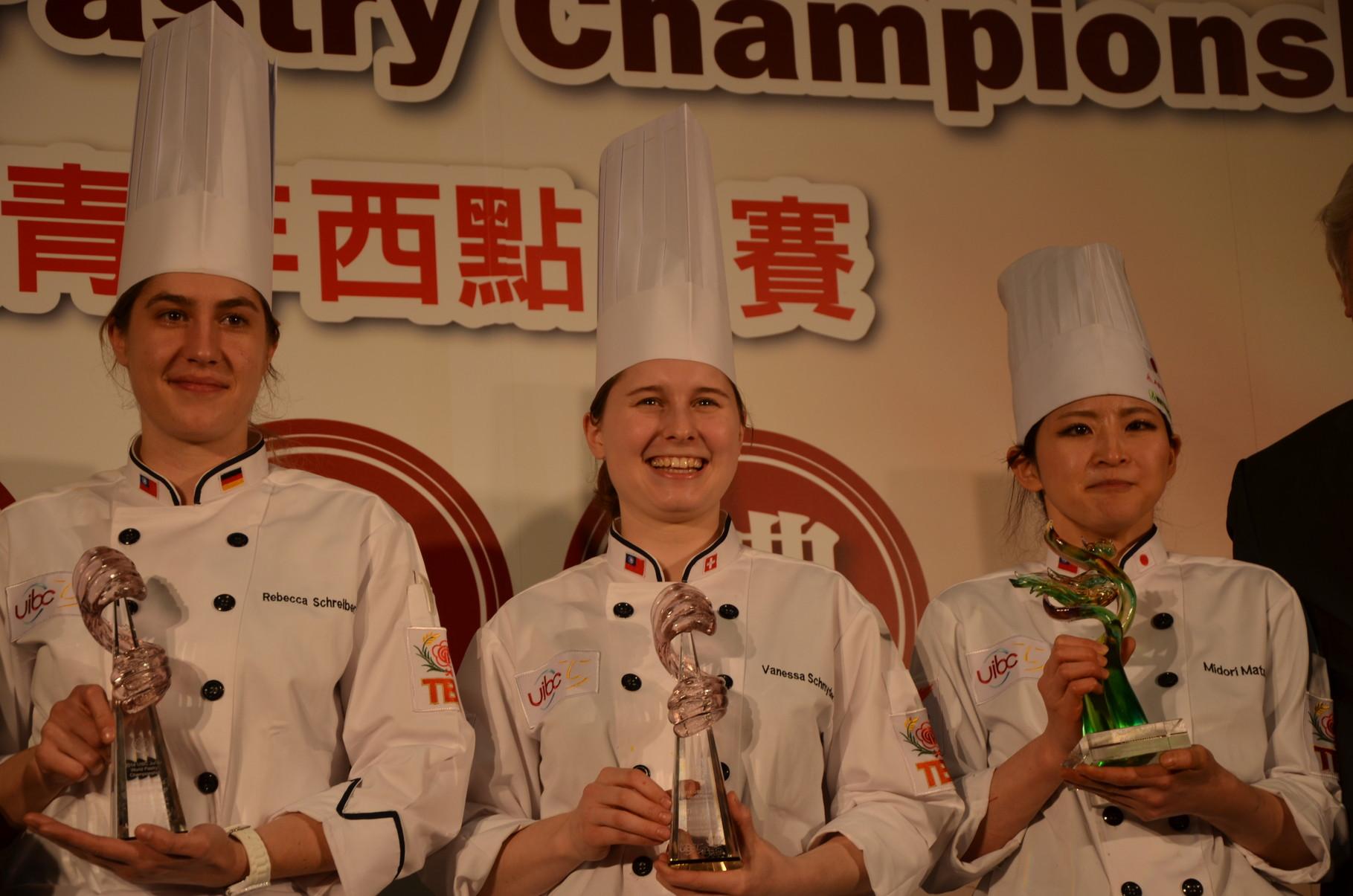 Hurra geschafft, Vice-Weltmeisterin, was für ein Titel nach 2 Jahren harter Arbeit.
