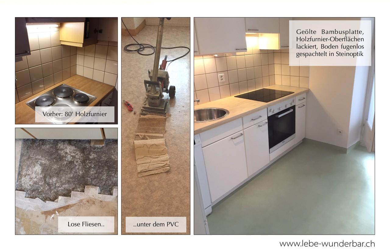 Making-of: 80\'s Kitchen Reloaded - Wunderbar Zürich