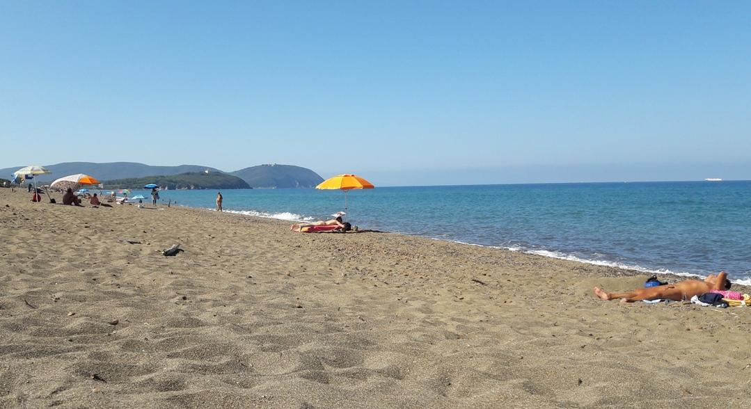 Spiaggia Nido Dell Aquila San Vincenzo Li Saunaway Italy