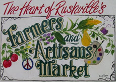 Heart of Rushville Farmers and Artisans Market