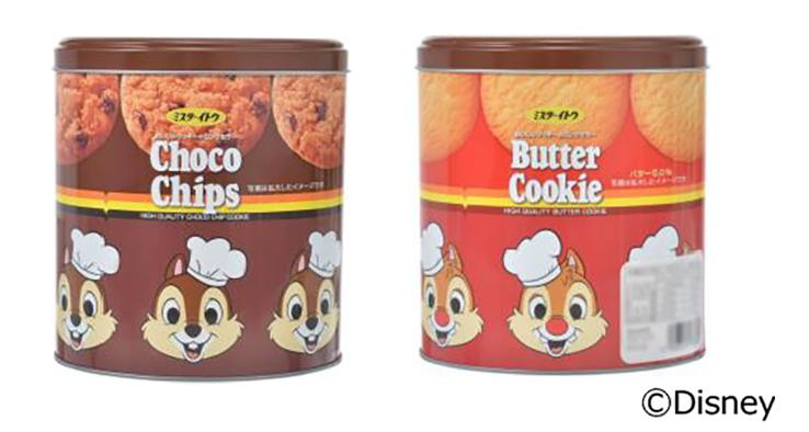缶入りアソートクッキー