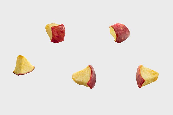 『カリッとりんご』ふじ