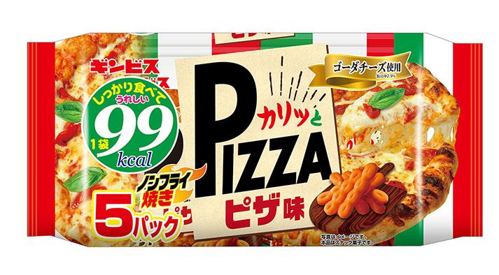 カリッとピザ味5P