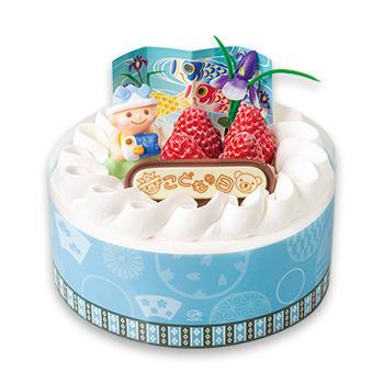 不二家『こどもの日 ショートケーキ』