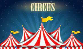 Spectacle de cirque à l'EHPAD JOURDAN