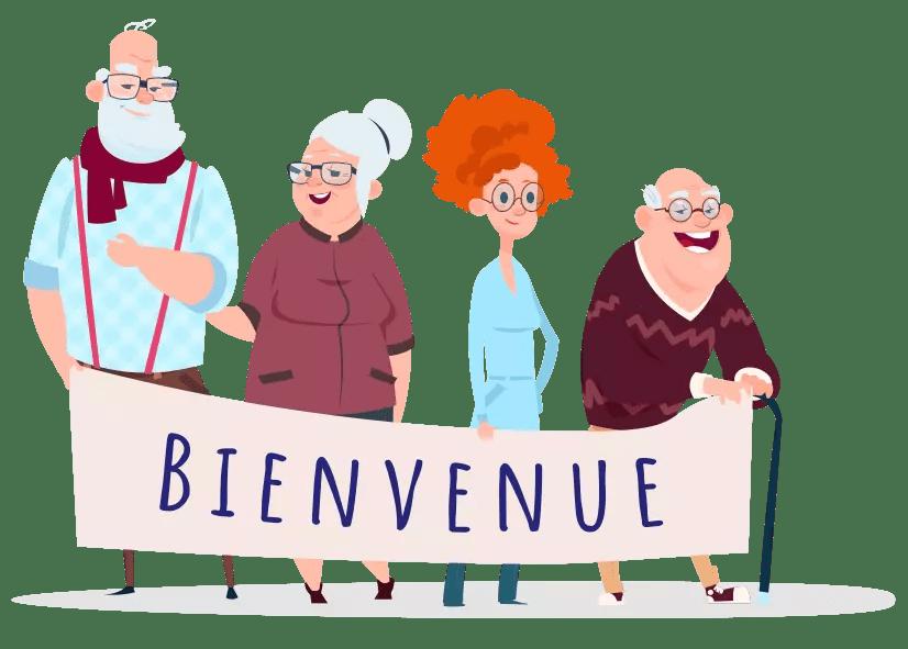 Arrivée d'une nouvelle animatrice à l'EHPAD les LICES-JOURDAN
