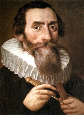 Kepler Porträt