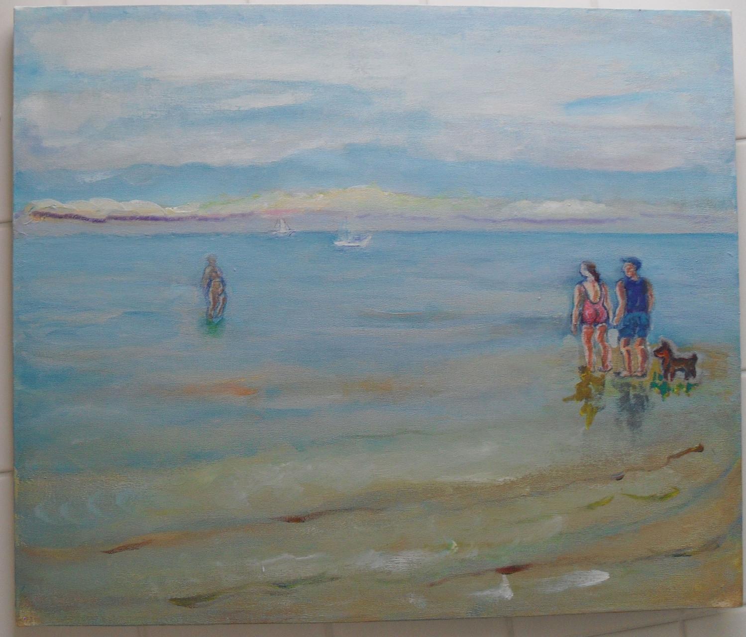 Am Poeler Strand