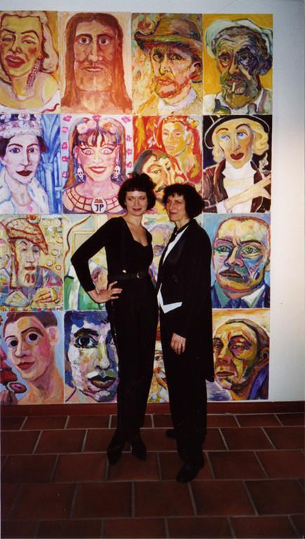 Sara und Luise Horwath