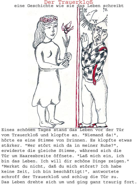 An das Leben !, nach einer Idee von Ralf Schepke von Luise H.