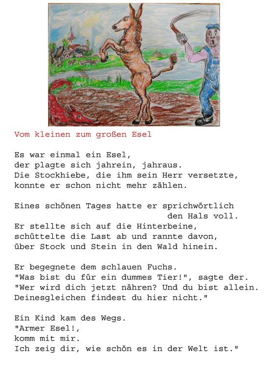 Fabel von Luise H.